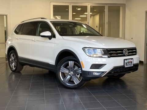 Certified Pre-Owned 2020 Volkswagen Tiguan 2.0T SEL 4Motion