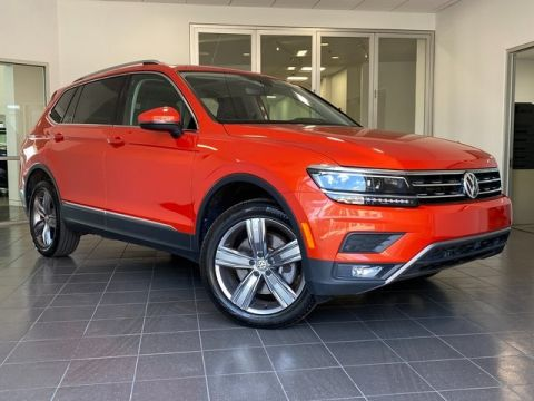 Certified Pre-Owned 2019 Volkswagen Tiguan 2.0T SEL 4Motion